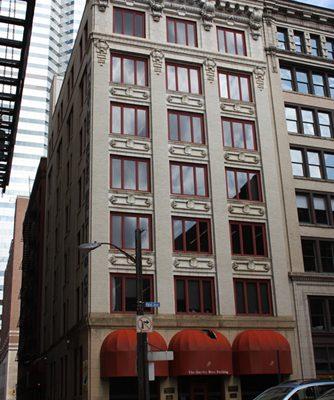 Hartley-Rose Building (Hartley-Rose Belting Company Building)