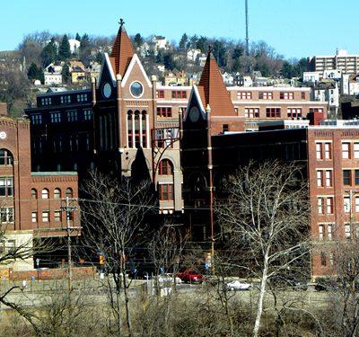 Heinz Lofts (five H. J. Heinz Company buildings)