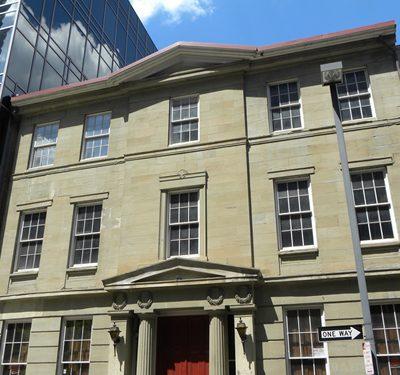 Burke's Building