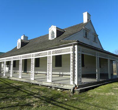 Neville House (Woodville Plantation)