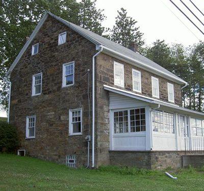 Bishop John Boyer House