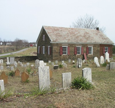 Mennonite Meetinghouse & Cemetery