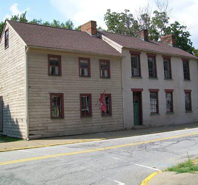 John C. Plumer House