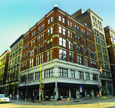900 Penn Avenue (Wm. G. Johnston & Company)