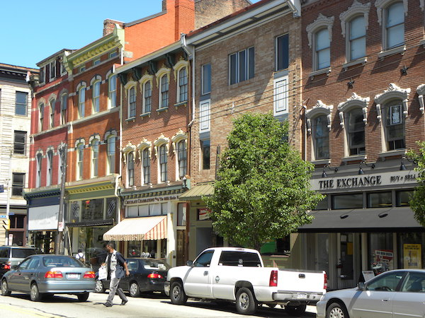 1700 block East Carson Street; 1701, 1703, 1705, 1707