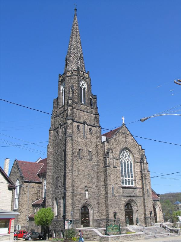 St. Paul's Roman Catholic Church, Butler, Pa.