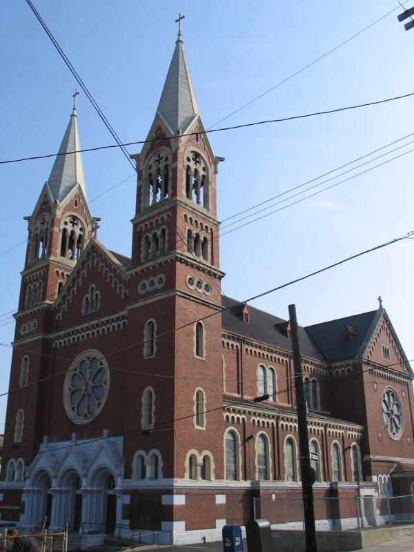 St. George's Roman Catholic Church, Pittsburgh, Pa