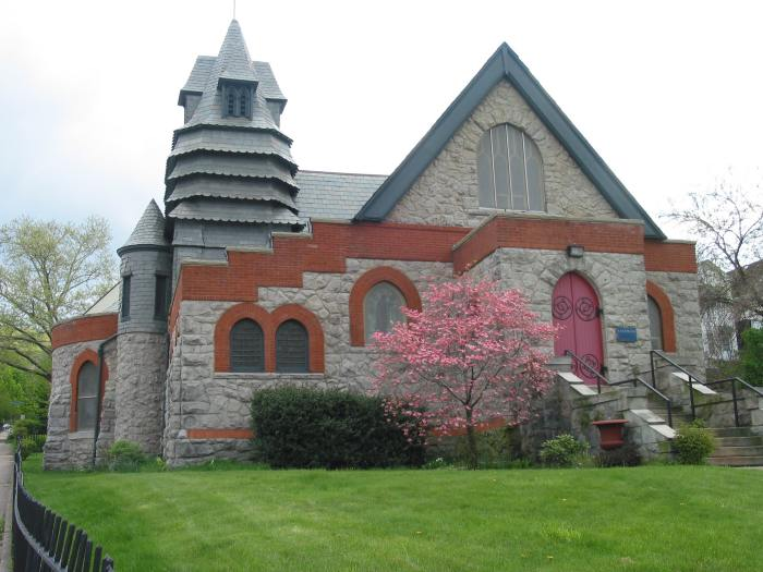 Church of the Good Shepherd – exterior