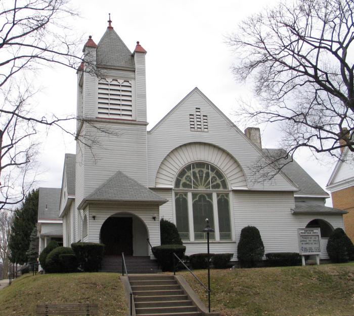 Hawthorne Presbyterian Church, Crafton, Pa.