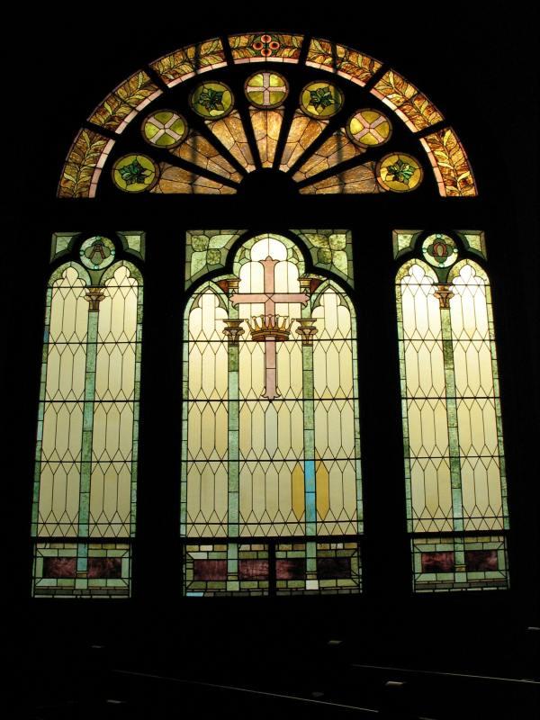 Hawthorne window