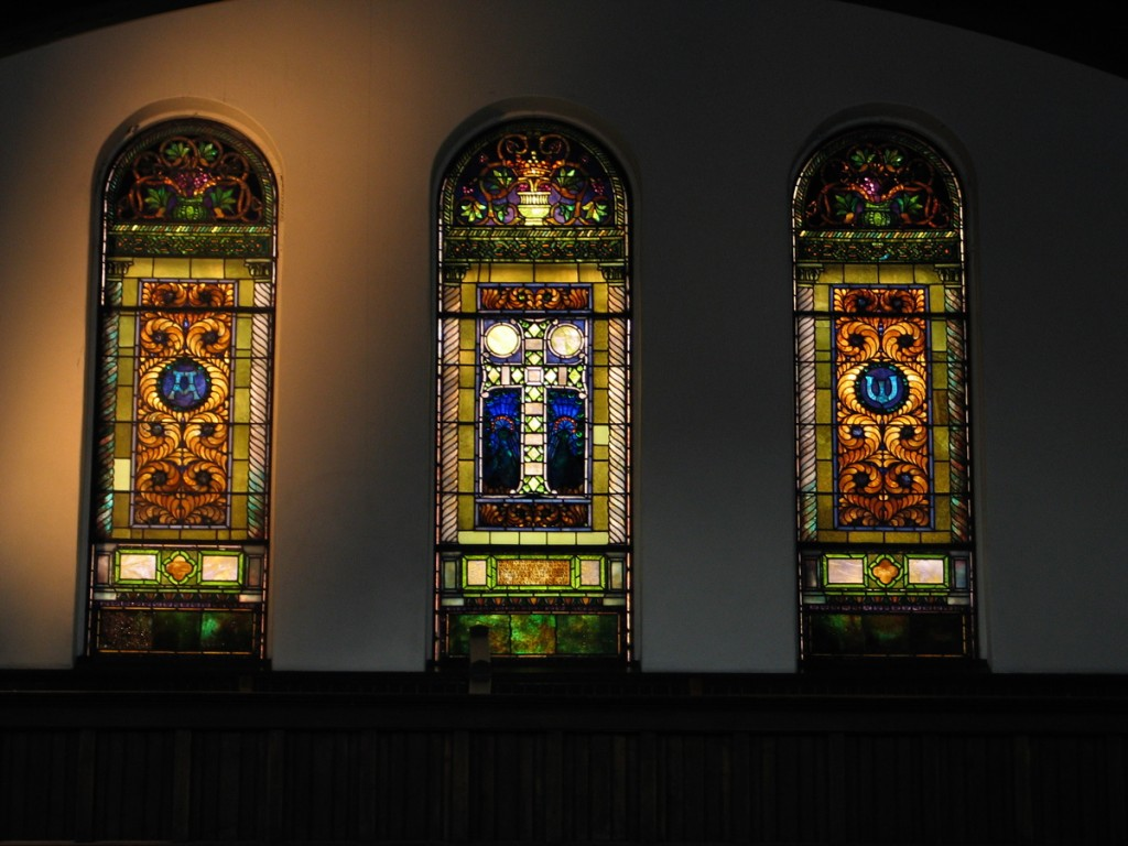 Hay Memorial, 1890, Tiffany Glass Company, Emmanuel Episcopal Church, Pittsburgh