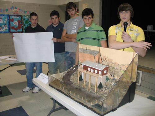 Westmoreland County High Schools Architectural Design Challenge 2009