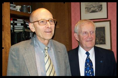 Arthur Ziegler & Charles Evans Hunnell
