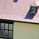 Recycled Roof Tiles and Efficient Windows