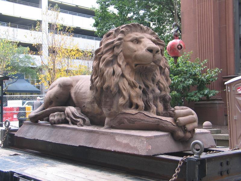 Dollar Bank Lions