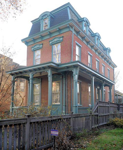 Pittsburgh History & Landmarks FoundationAllegheny West's