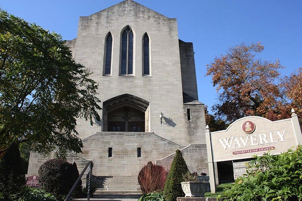 Waverly Presbyterian Church, 509 S. Braddock Ave., Point Breeze