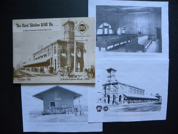 Frank B Fairbanks Rail Transportation Archive artifact material