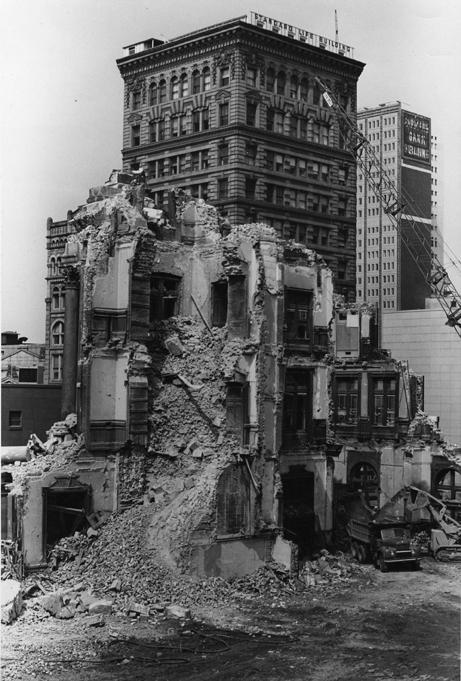 Pittsburgh History Amp Landmarks Foundationdemolition Doesn