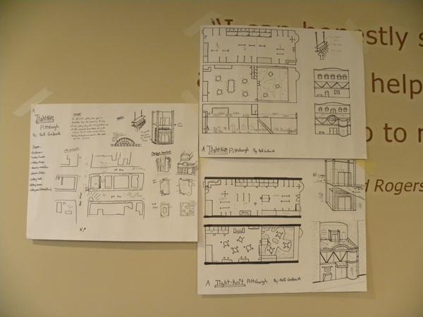 Architectural Apprenticeship, PHLF education program, steel valley schools,
